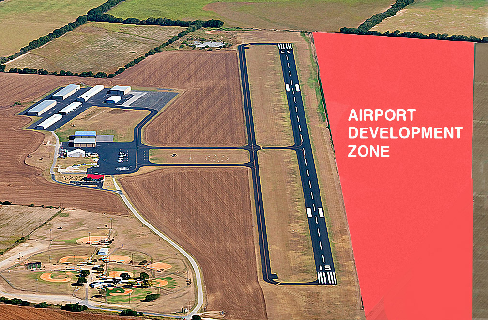 Airport Development Zone