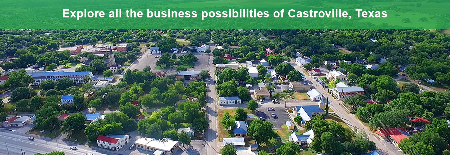 Move Your Business to Castroville